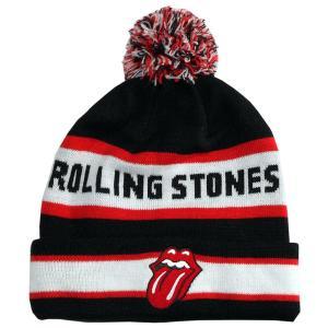 ROLLING STONES ニット帽 WINTER HATS 正規品|rockyou