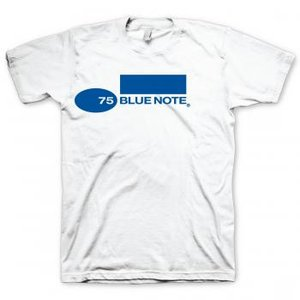 BLUE NOTE RECORDS Tシャツ LOGO 正規品|rockyou