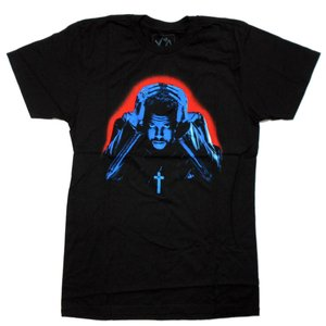 THE WEEKND ザ・ウィークエンド Tシャツ Starboy Album Cover 正規品|rockyou