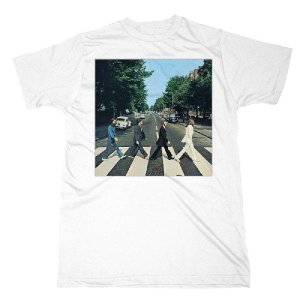 THE BEATLES Tシャツ ABBEY ROAD 正規品|rockyou
