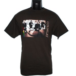 COLDPLAY Tシャツ Studio Photo 正規品 rockyou