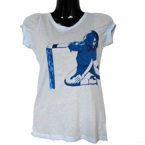 MADONNA  Tシャツ レディースサイズ  Ribbon Logo 正規品バンドTシャツ rockyou