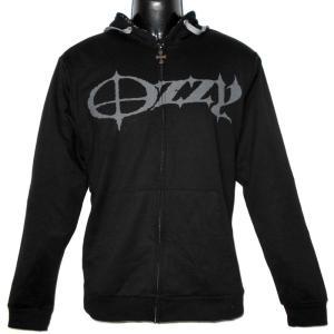 OZZY OSBOURNE  パーカー  GOD SAKE 正規品バンドパーカー メタルパーカー|rockyou