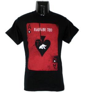 ALKALINE TRIO Ace of Death バンドTシャツ 正規品|rockyou