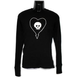 ALKALINE TRIO Dirty Heartskull Thermal バンドTシャツ 正規品|rockyou