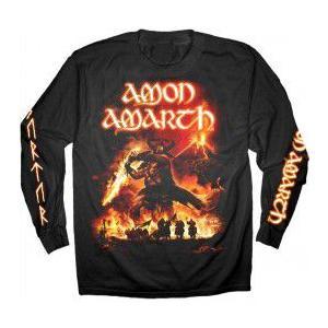 AMON AMARTH  Surtur Rising Summer Tour 2011 長袖Tシャツ 正規品|rockyou