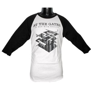 AT THE GATES  ラグランTシャツ Heroes & Tombs 正規品バンドTシャツ|rockyou