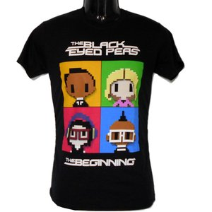 BLACK EYED PEAS Tシャツ Album 正規品|rockyou