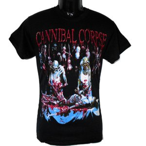 CANNIBAL CORPSE Tシャツ BUTCHERED AT BIRTH 正規品|rockyou