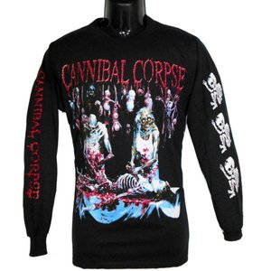 CANNIBAL CORPSE 長袖Tシャツ BUTCHERED AT BIRTH 正規品 バンドTシャツ|rockyou