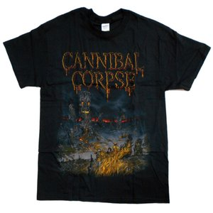 CANNIBAL CORPSE Tシャツ Skeletal Domain Cover 正規品|rockyou