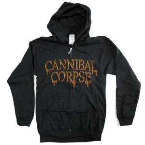 CANNIBAL CORPSE Skeletal Domain Zip Hoodie パーカー 正規品|rockyou