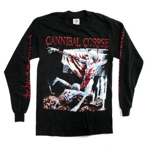 CANNIBAL CORPSE 長袖Tシャツ TOMB OF THE MUTILATED 正規品|rockyou
