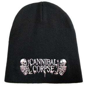 CANNIBAL CORPSE カンニバル・コープス ニット帽 LOGO 正規品|rockyou