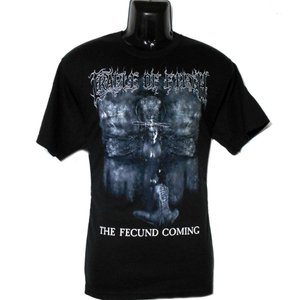 CRADLE OF FILTH Tシャツ Fecund 正規品 バンドTシャツ|rockyou