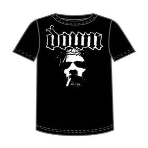 DOWN Tシャツ FACE 正規品|rockyou