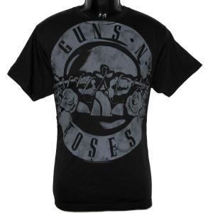 GUNS N ROSES  COLOR BULLET 正規品 バンドTシャツ|rockyou