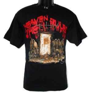 HEAVEN AND HELL HEAVEN AND HELL RULES 正規品 バンドTシャツ|rockyou