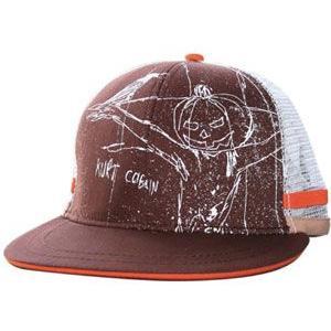 NIRVANA 帽子 OUTLINE 正規品|rockyou