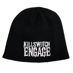 KILLSWITCH ENGAGE ニット帽 Leopard 正規品|rockyou