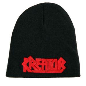 KREATOR クリーター ニット帽 Logo 正規品|rockyou