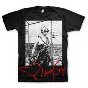 LADY GAGA  Tシャツ レディースサイズ CIGARETTES 正規品バンドTシャツ|rockyou