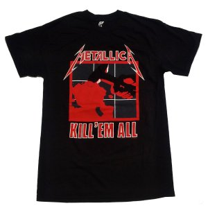 METALLICA Tシャツ  KILL EM ALL 正規品 rockyou