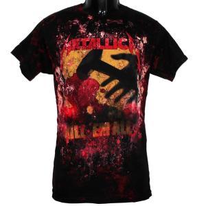 METALLICA Tシャツ  KILL EM ALLOVER 正規品 rockyou