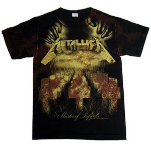 METALLICA Tシャツ MOP DEATH AO 正規品 rockyou