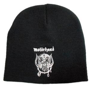 MOTORHEAD モーターヘッド ニット帽 ENGLAND 正規品|rockyou