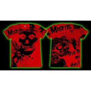 MISFITS  Tシャツ レディースサイズ  Premium Bloody Skull 正規品|rockyou