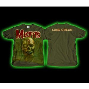 MISFITS Tシャツ Land of the Dead All Over 正規品|rockyou