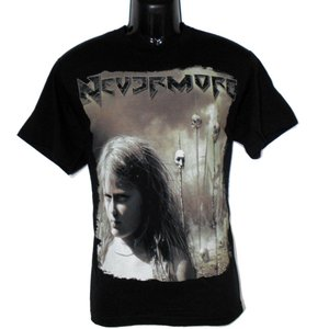 NEVERMORE Tシャツ THIS GODLESS ENDEAVOR 正規品|rockyou