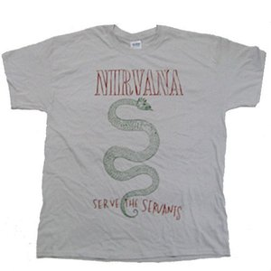 NIRVANA Tシャツ SERPENT 正規品|rockyou