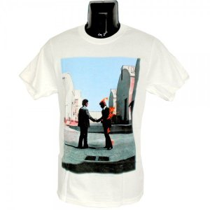 PINK FLOYD Tシャツ MAN ON FIRE 正規品|rockyou