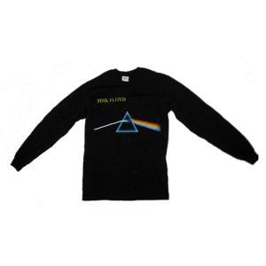 PINK FLOYD 長袖Tシャツ Dark Side Of The Moon 正規品バンドTシャツ|rockyou