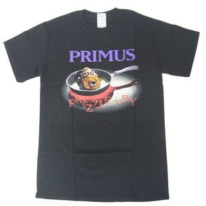 PRIMUS Tシャツ FRIZZLE FRY 正規品|rockyou