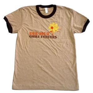 RED HOT CHILIPEPPERS  Tシャツ レディースサイズ Retro Sun  正規品|rockyou