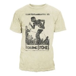 ROLLING STONES Tシャツ  VINTAGE TOUR POSTER 正規品|rockyou