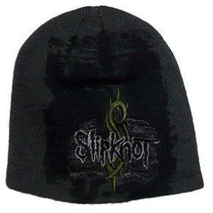 SLIPKNOT ニット帽 SMUDGE BONES 正規品|rockyou