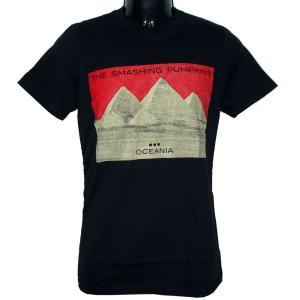 SMASHING PUMPKINS Tシャツ OCEANIA 正規品|rockyou