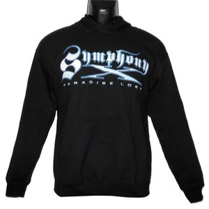 SYMPHONY X  パーカー Paradise Lost Pullover 正規品バンドパーカー メタルパーカー|rockyou