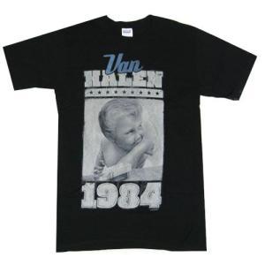 VAN HALEN Tシャツ VINTAGE BABY  正規品|rockyou