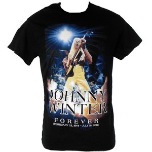 JOHNNY WINTER Tシャツ forever 正規品|rockyou