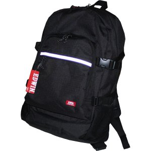 EDWIN(エドウィン) デイパック 0411305 ブラック 30L(50×33×16cm) 黒 クロ リュックサック バックパック バッグ|roco