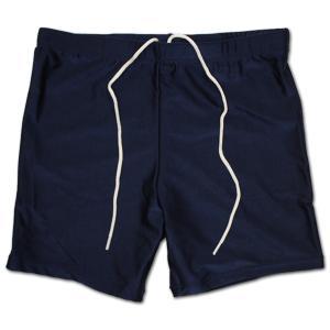 男子スクール水着パンツ ネイビー 2605N 140〜160|roco
