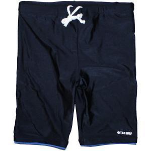 T&G SurfDesigns 男子スクール水着パンツ スイムパンツ [ネイビー/ブルー] 300403|roco