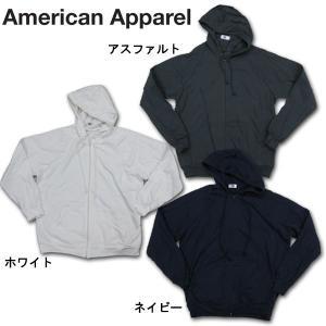 AmericanApparel(アメリカンアパレル) California Fleece Zip Hoody (カリフォルニアフリースジップフッディ スウェットパーカ) roco