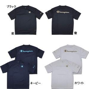 Champion(チャンピオン) メンズ半袖ドライTシャツ CM1260C|roco