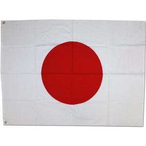 日の丸国旗(日本国旗) 綿100% 天竺 約70cm×約105cm|roco